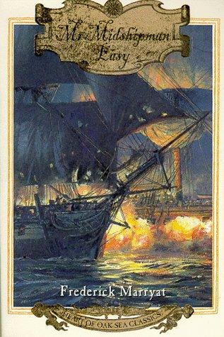 9780805055672: Mr. Midshipman Easy (Heart of Oak Sea Classics)