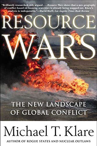 9780805055764: Resource Wars: The New Landscape of Global Conflict With a New Introduction by the Author
