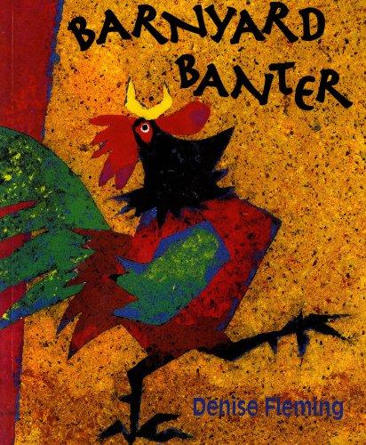 9780805055818: Library Book: Barnyard Banter (Paperback) (Avenues)