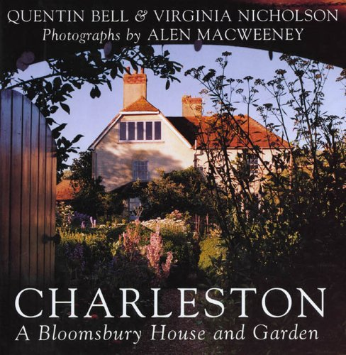 9780805055856: Charleston: A Bloomsbury House and Garden