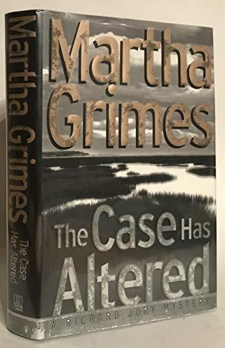 9780805056204: The Case Has Altered: A Richard Jury Mystery (Richard Jury Mysteries)