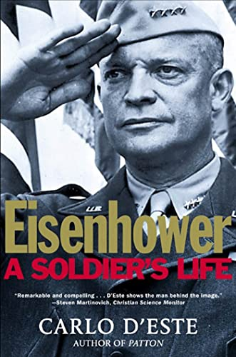 9780805056877: Eisenhower: A Soldier's Life