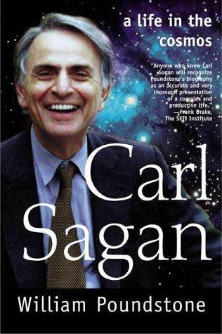 9780805057676: Carl Sagan: A Life in the Cosmos