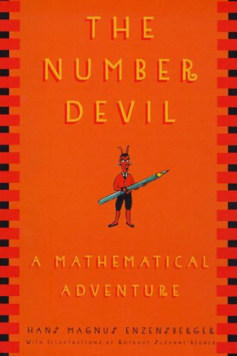 9780805057706: The Number Devil: A Mathematical Adventure