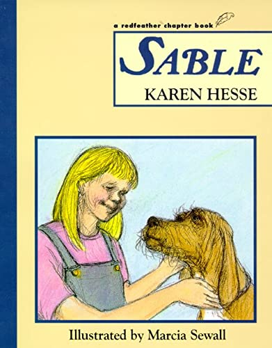 9780805057720: Sable (Redfeather Chapter Book)