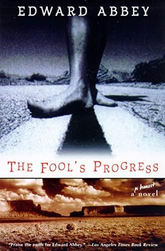 9780805057911: The Fool's Progress: An Honest Novel