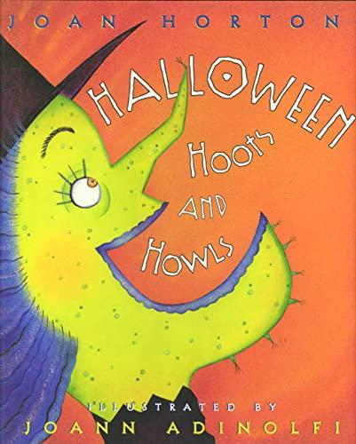 Halloween Hoots and Howls: Joan Horton