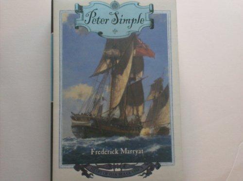 9780805058307: Peter Simple (Heart of Oak Sea Classics Series)