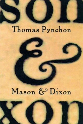 9780805058376: Mason and Dixon