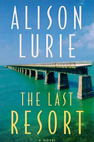 The Last Resort (First Edition, Inscribed to Mel Gussow)