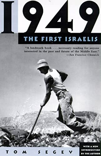 9780805058963: 1949, the First Israelis