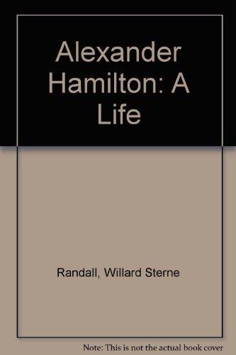 9780805058970: Alexander Hamilton: A Life