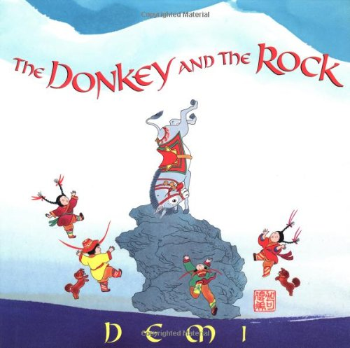 9780805059595: The Donkey and the Rock