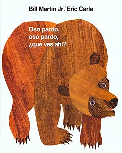 9780805059670: Oso pardo, oso pardo, ¿qué ves ahí?