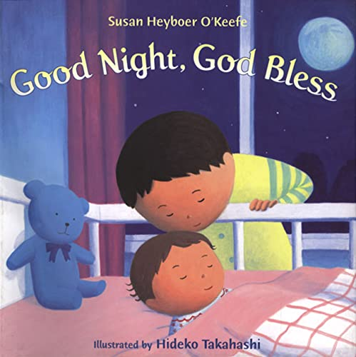 9780805060089: Good Night, God Bless (Henry Holt Young Readers)