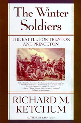 9780805060980: The Winter Soldiers: The Battles for Trenton and Princeton