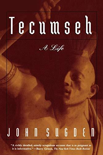 9780805061215: Tecumseh: A Life