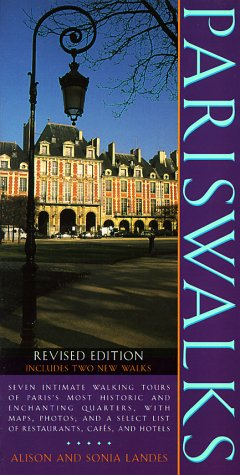 9780805061277: Pariswalks: including two new walks
