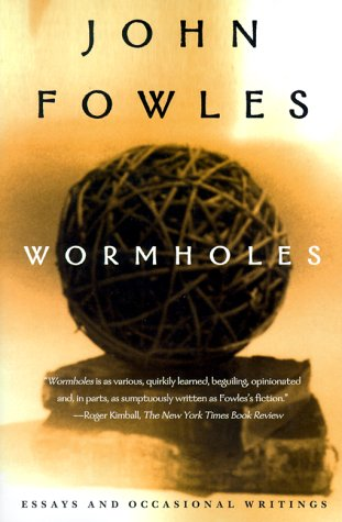 9780805061727: Wormholes: Essays and Occasional Writings