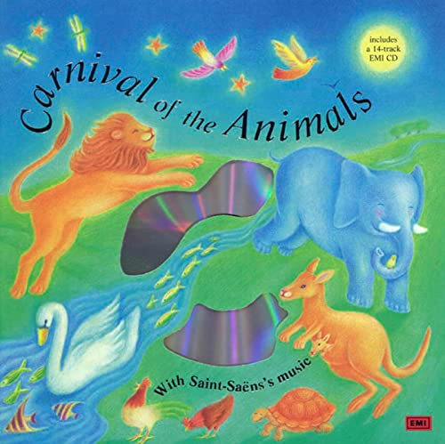 9780805061802: Carnival of the Animals: By Saint-Saens (Classical Music for Kids)