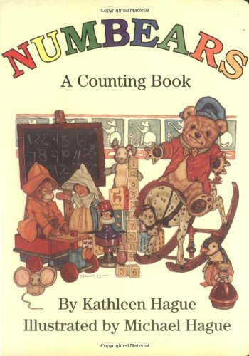 9780805062076: Numbears: A Counting Book (Henry Holt Young Readers)