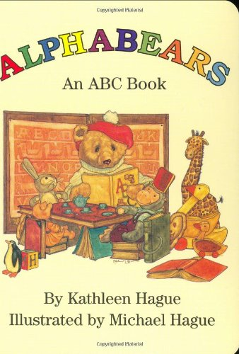 9780805062083: Alphabears: An ABC Book