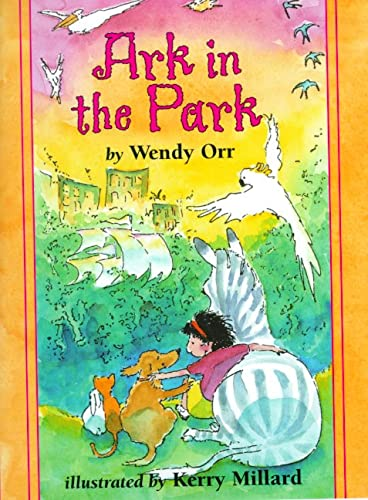9780805062212: Ark in the Park (Redfeather Book)