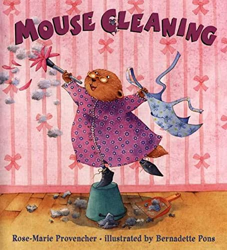 9780805062403: Mouse Cleaning