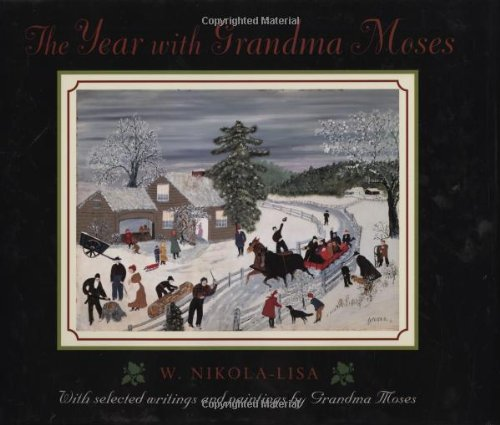 9780805062434: The Year with Grandma Moses