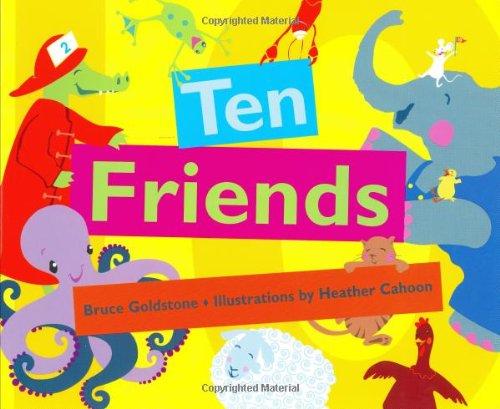 Ten Friends: Bruce Goldstone