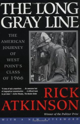 9780805062915: The Long Gray Line: The American Journey of West Point's Class of 1966