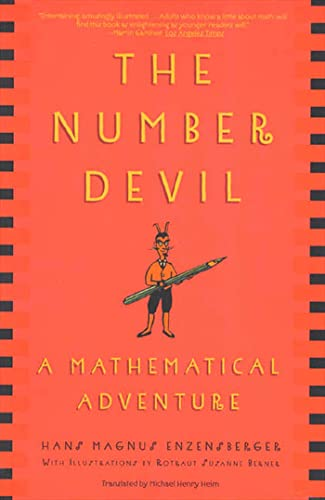 9780805062991: The Number Devil: A Mathematical Adventure