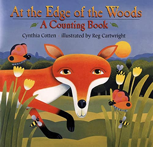 9780805063547: At the Edge of the Woods: A Counting Book
