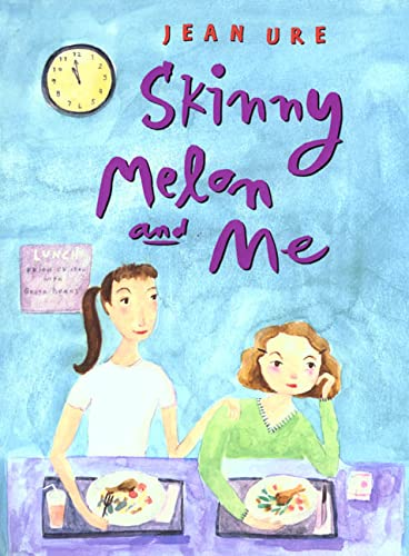 9780805063592: Skinny Melon and Me
