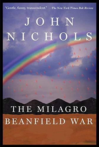 9780805063745: The Milagro Beanfield War