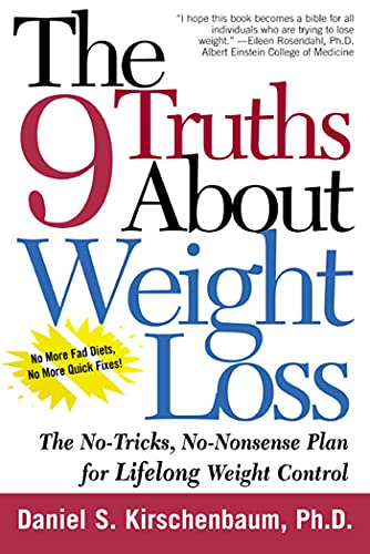 9780805063943: The 9 Truths about Weight Loss: The No-Tricks, No-Nonsense Plan for Lifelong Weight Control