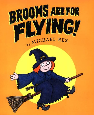 9780805064100: Brooms Are for Flying