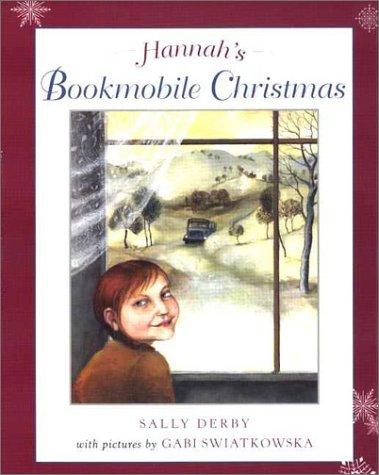 9780805064209: Hannah's Bookmobile Christmas