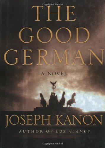 THE GOOD GERMAN (SIGNED)