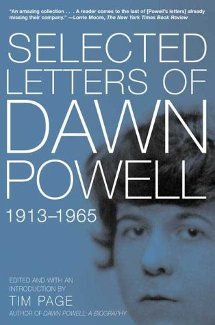 9780805065053: Selected Letters of Dawn Powell : 1913-1965