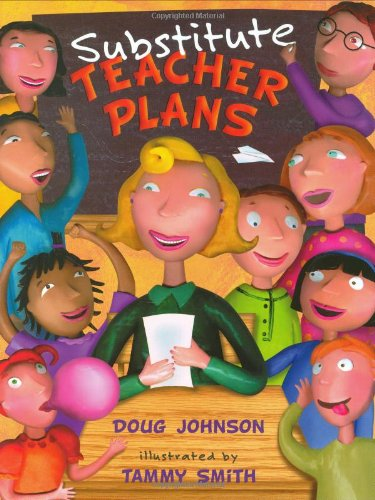 9780805065206: Substitute Teacher Plans