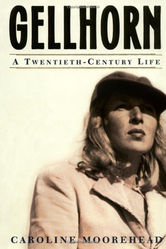 9780805065534: Gellhorn: A Twentieth Century Life