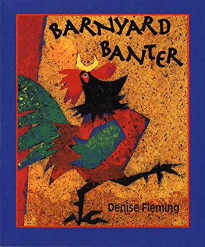 9780805065947: Barnyard Banter Board Book