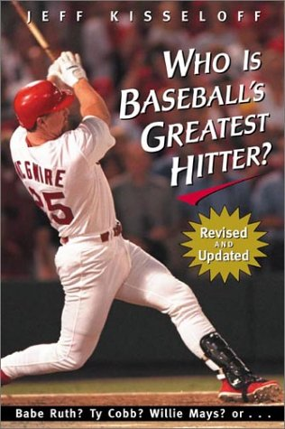 9780805067330: Who Is Baseball's Greatest Hitter?