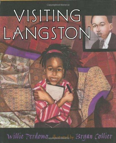 Visiting Langston: WILLIE PERDOMO, BRYAN COLLIER
