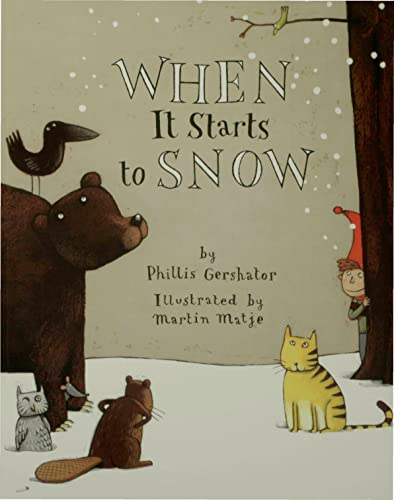 9780805067651: When It Starts to Snow (An Owlet Book)