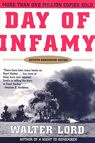9780805068030: Day of Infamy, 60th Anniversary: The Classic Account of the Bombing of Pearl Harbor