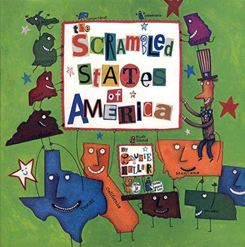 9780805068313: The Scrambled States of America (Books for Young Readers)
