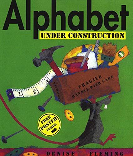 9780805068481: Alphabet Under Construction