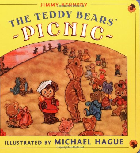 The Teddy Bears' Picnic (0805068538) by Kennedy, Jimmy